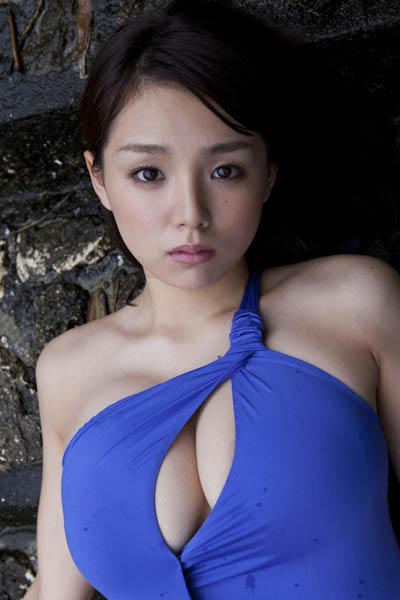 Model Ai Shinozaki in Daiyone