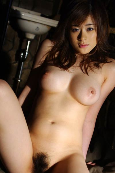 hot japanese nude