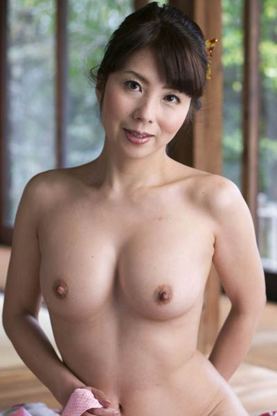 Model Kimika Ichijo in At Your Mercy