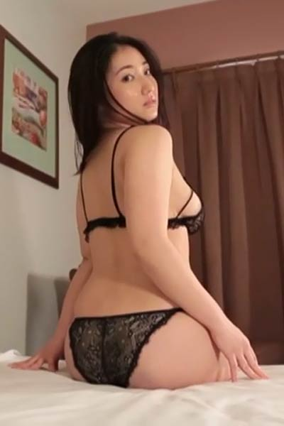 Model Saaya in Love For U Delusion Lover Scene 5