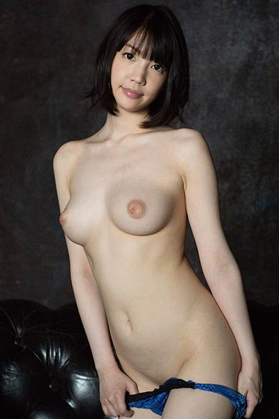 Model Koharu Suzuki in Puffy Tit Pastry