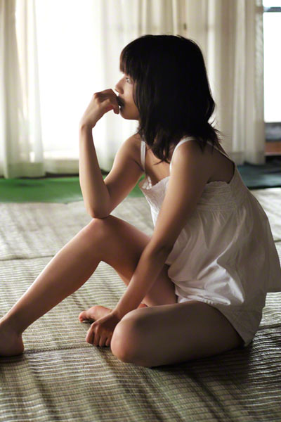 Model Erina Mano in Are We Right Together