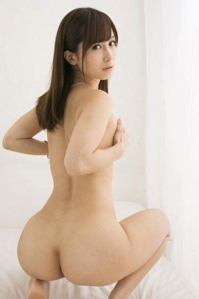 Model Minami Kojima in All Blush
