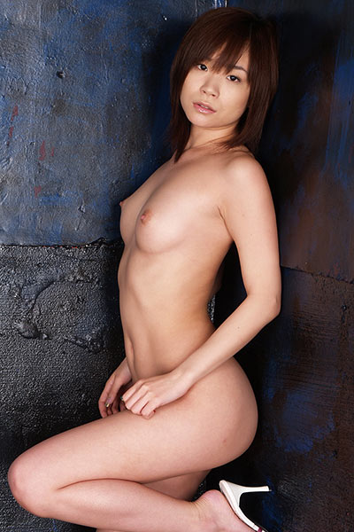 Model Mayu Yamaguchi in Nothing To Lose