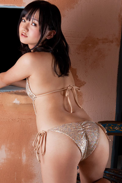 Model Ayana Taketatsu in Taste Of Ayana