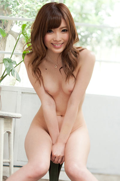 Model Rina Kato in Clothing Optional 1